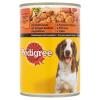 Pedigree teljes értékű állateledel felnőtt kutyák számára csirkehússal és sárgarépával 400 g