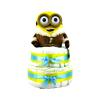 Pelenkatorta Webshop Babaváró ajándék ötlet: Minion IceVillage Bob pelenkatorta