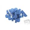 PELIKAN Csővezeték tartó 6mm kék (20 db)