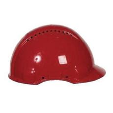 Peltor G3000 4 pontos védősisak élettartam kijelzővel, piros