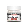 Pentacolor Kft. Pentart Gyöngyház fehér színű akril bázisú hobbi festék 50 ml