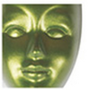 Pentart Metál akrilfesték 50 ml zöld