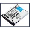 Pentax D-LI88 3.7V 1000mAh utángyártott Lithium-Ion kamera/fényképezőgép akku/akkumulátor