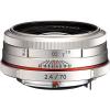 Pentax HD DA 70/F2.4 AL - Limited Edition objektív, ezüst
