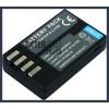 Pentax K-50 7.2V 1800mAh utángyártott Lithium-Ion kamera/fényképezőgép akku/akkumulátor