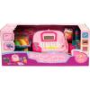 Pénztárgép mikrofonnal és bevásárlókosárral - Lányos játékok