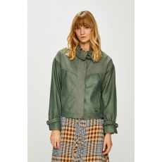 Pepe Jeans - Bőrdzseki - zöld - 1509757-zöld