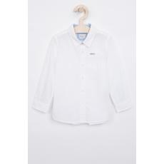 Pepe Jeans - Gyerek ing Nate 92-180 cm - fehér - 1317652-fehér