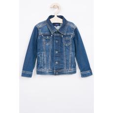 Pepe Jeans - Gyerek rövid kabát New Berry 92-180 cm - kék - 1317700-kék