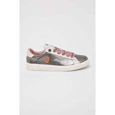 Pepe Jeans - Gyerek sportcipő - ezüst - 1418151-ezüst