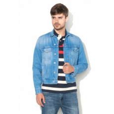 Pepe Jeans London Pinner Kék Farmerkabát XL (PM400908N69-000-XL)