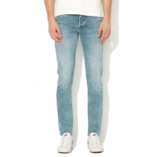 Pepe Jeans London , Spike Regular Fit farmernadrág, Világoskék, W40-L32 (PM200029GD0-000-W40-L32)