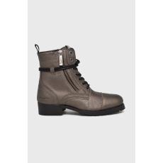 Pepe Jeans - Magasszárú cipő Melting Metal - arany - 1452554-arany
