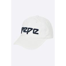 Pepe Jeans - Sapka - fehér