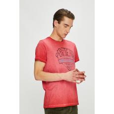 Pepe Jeans - T-shirt Hermi - piros - 1391766-piros