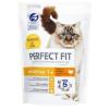 Perfect Fit Sensitive 1+ pulykában gazdag teljes értékű állateledel felnőtt macskák számára 750 g