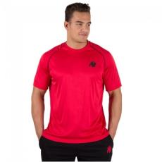 PERFORMANCE T-SHIRT - RED/BLACK (RED/BLACK) [XXXXXL]