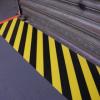 PermaLine Jelölőszalag, Veszélyre figyelmeztető, 50mm x 30m