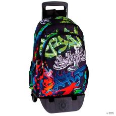 PERONA gurulós táska Campro stílus 43cm gyerek