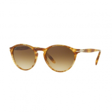 Persol PO3092SM 904851 SPOTTED BROWN BEIGE CLEAR GRADIENT BROWN  napszemüveg