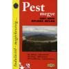Pest megye 1 : 20 000 - Atlasz