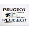 Peugeot MATRICA KLT. PEUGEOT /FEKETE/ PEUGEOT - UNIVERZÁLIS