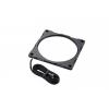 PHANTEKS Halos Lux rács 14cm RGB LED alu fekete (PH-FF140RGBA_BK01)