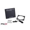 PHANTEKS halos lux rgb fan frame ph-ff120rgba_bk01 120mm ventilátor keret