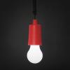 Phenom Húzókapcsolós függesztett LED lámpa piros (Lámpa)