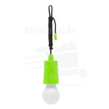Phenom Húzókapcsolós LED lámpa zöld izzó