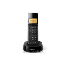 Philips D1401B vezeték nélküli telefon