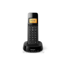 Philips D1401B/53 DECT telefon vezetékes telefon