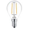 Philips Filament LEDluster ND 2W E14 827 2700K P45 CL