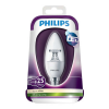 Philips izzó LED E14; 4W = 25W; 2700K