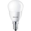 "Philips LED izzó, E14, csillár, 5,5W, 520lm, 230V, 4000K, P45, PHILIPS ""CorePro"""