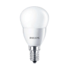 "Philips LED izzó, E27, csillár, 7W, 830lm, 230V, 4000K, P48, PHILIPS ""CorePro"""