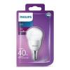 Philips LED izzó Luster 5,5W E14 470lm 2700K tejfehér (929001157830)