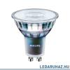 Philips MASTER 5,5 W GU10 LED spot, 36°, Expertcolor CRI 97, 355 lm, 2700K melegfehér, fényerőszabályozható