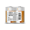 Philips R20L2F/10 - 2 db cink-klorid elem D LONGLIFE 1,5V