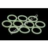 Phobya O-gyűrű 11,1 x 2 mm (G1 / 4 Coll) - UV aktív fehér 10 db.