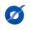 Phobya Simple Sleeve Kit 3mm UV Kék - 2m, Heatshrink 30cm