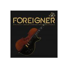 PIAS Foreigner - With The 21St Century Symphony Orchestra & Chorus (CD + Dvd) rock / pop