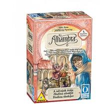 Piatnik Alhambra 3. kiegészítés A tolvajok órája társasjáték