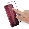 Picasee 3x 3D üvegfólia kerettel az alábbi mobiltelefonokra Honor 20 Pro - fekete - 2+1 ingyen