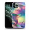 Picasee Átlátszó szilikon tok az alábbi mobiltelefonokra Apple iPhone 11 Pro - Holo
