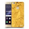 Picasee Átlátszó szilikon tok az alábbi mobiltelefonokra Huawei P9 Lite 2017 - Gold