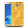 Picasee Átlátszó szilikon tok az alábbi mobiltelefonokra Samsung Galaxy J5 2016 J510F - Gold