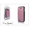 Pierre Cardin Samsung i9190 Galaxy S4 Mini alumínium hátlap - pink
