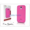 Pierre Cardin Samsung i9500 Galaxy S4 hátlap - pink