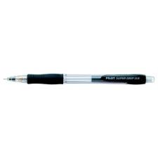 "Pilot Nyomósirón, 0,5 mm, PILOT ""SuperGrip"", fekete filctoll, marker"